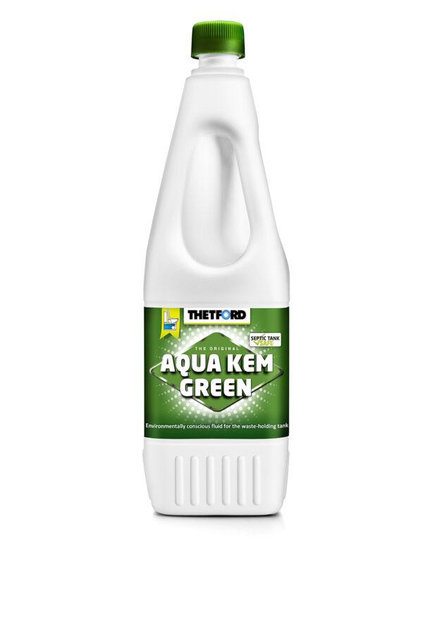 Жидкость для биотуалетов Thetford Aqua Kem Green (Тетфорд Аква Кем Грин)