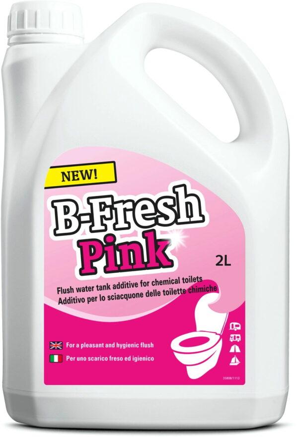 Жидкость для биотуалета Thetford B-Fresh Pink