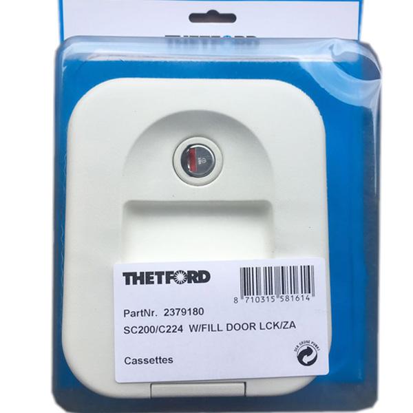 Thetford Waterfill Door