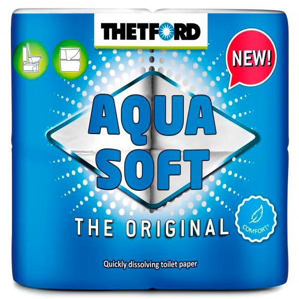 Туалетная бумага Thetford Aqua Soft (Тетфорд Аква Софт)